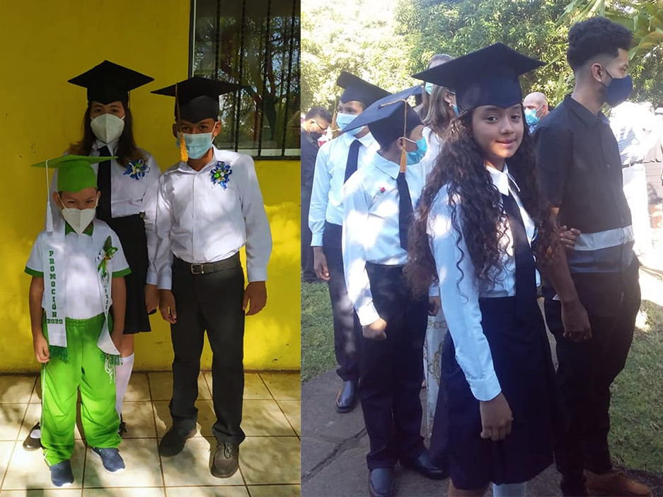 2020 Graduation Pre-School and 6th Grade